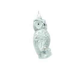 Eglutės žaisliukas Christmas Touch EBF945382 White/Silver, 2 vnt.