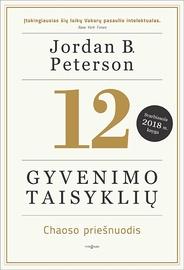 Knyga 12 gyvenimo taisyklių