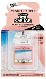 Yankee Candle Car Jar Ultimate Pink Sands 30g