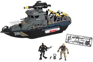 Rotaļlietu figūriņa Chap Mei Soldier Force Navy Battleship Playset 545011