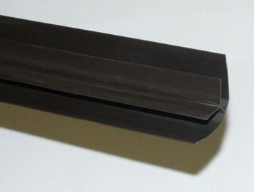 PVC iekšējais stūris B5, 3,0m, brūns