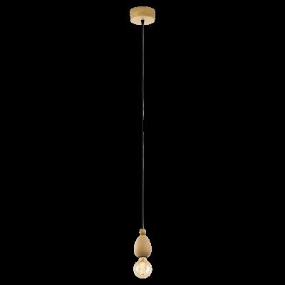Kabantis šviestuvas Eglo Avoltri 49376, 1x60W, E27