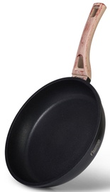 Fissman Black Pearl Frying Pan Black 26cm