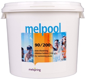 Intex Melpool Chlorine Tablets 90/200 5kg