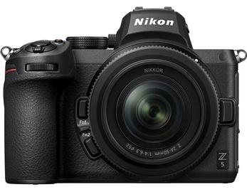 Süsteemne fotoaparaat Nikon Z5