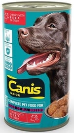 Canis Major Dog Food Beef In Gravy 1.25kg