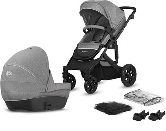 KinderKraft Prime Lite 2in1 Grey