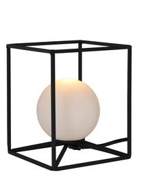 LAMPA GALDA GABBIA 17.5 BL-WH E14