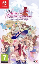Nelke & the Legendary Alchemists: Ateliers of the New World SWITCH