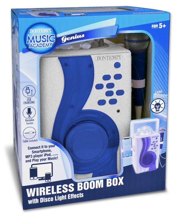 Bontempi Music Academy Genius Wireless Boom Box