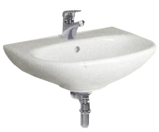 Jika Small Washbasin Zeta 55cm