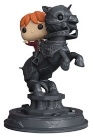 Funko Pop! Harry Potter Movie Moments Ron Weasley Riding Chess Piece 82