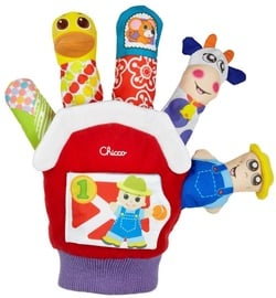 Chicco Farmyard Finger Puppet