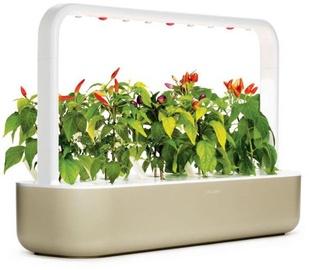 Nutiaed Click & Grow Smart Home Garden 9, liivakarva pruun (kahjustatud pakend)