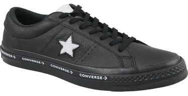 Converse One Star Pinstripe Low Top 159721C Black 45