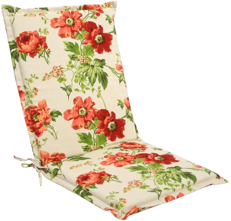 Home4you Chair Cover Florida 42x90x3cm Poppy