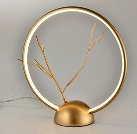 Candellux Davos Table Lamp 11.5W LED 3000K Gold