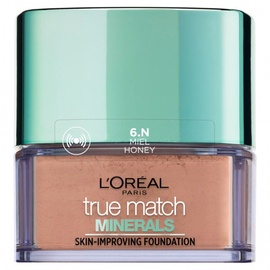 L´Oreal Paris True Match Minerals Skin-Improving Foundation 10g 6N