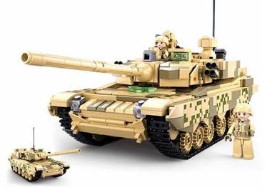 Konstruktorius SLUBAN, tankas, M38-B0790