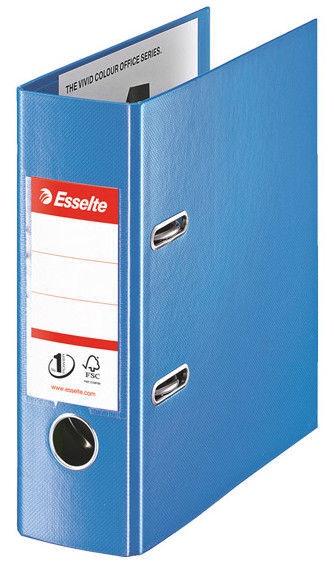 Esselte Lever Arch File No.1 PP FSC 7.5cm Blue