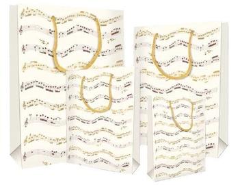 DaVinci Gift Bag Music Small
