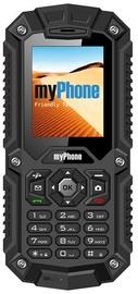 MyPhone Hammer Dual Black ENG/RU