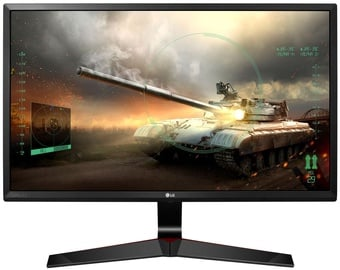 "Monitorius LG 24MP59G-P GAMING, 23.8"", 5 ms"