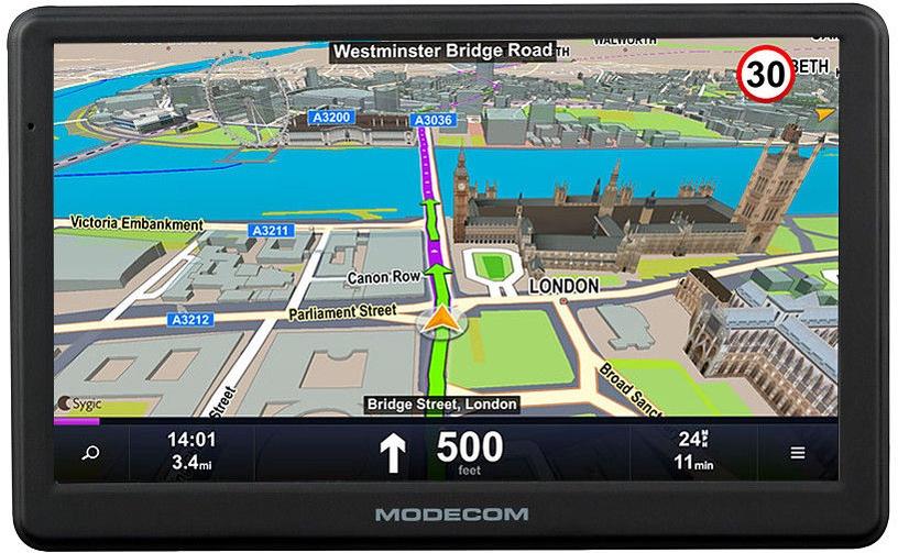 Modecom FreeWay SX7.1 + MapFactor EU