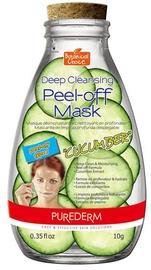 Purederm Deep Cleansing Peel-Off Mask 10g Cucumber