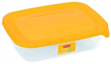 Curver Food Container Rectangle 1L Fresh&Go Yellow
