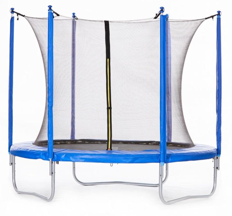 Tesoro Garden Trampoline 312cm Net/Ladder SDT-1003HI Blue