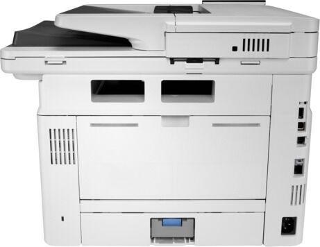 Многофункциональный принтер HP LaserJet Enterprise MFP M430f, струйный
