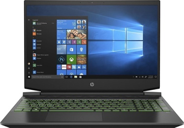 "Nešiojamas kompiuteris HP Pavilion Gaming 15-ec1068nw 25Q46EA PL AMD Ryzen 5, 8GB, 15.6"""
