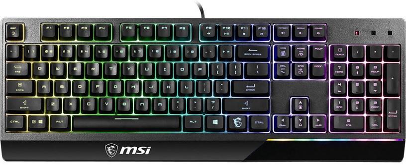 Игровая клавиатура MSI Vigor GK30 EN