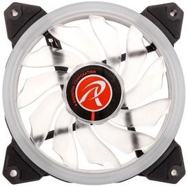 Raijintek Fan Iris 12 LED Green