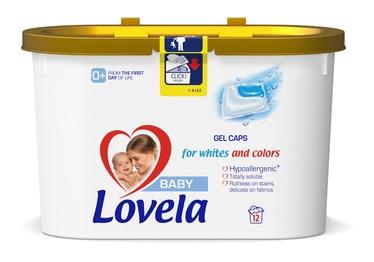 Pesukapslid Lovela Baby, 12 tk