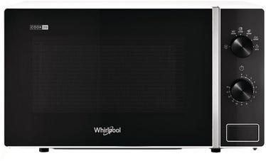 Mikroviļņu krāsns Whirlpool MWP101W Black/White (bojāts iepakojums)
