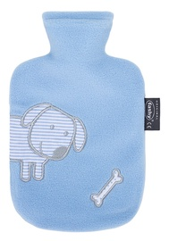 Fashy Hot Water Bottle 6505 51 0,8l Blue