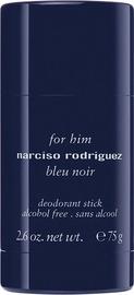 Дезодорант для мужчин Narciso Rodriguez Bleu Noir For Him, 75 мл