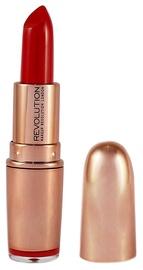 Makeup Revolution London Rose Gold Lipstick 4g Red Carpet