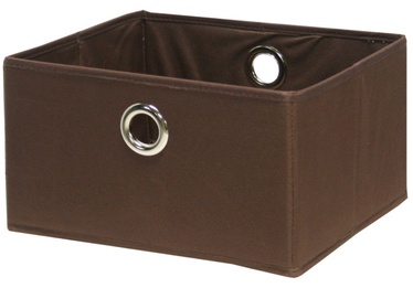 Home4you Max Box Basket Brown