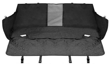 Protective Blanket For The Back Seat Black