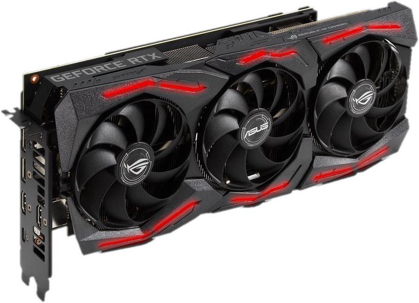 Asus ROG Strix GeForce RTX 2060 Super EVO OC 8GB GDDR6 PCIE STRIX-RTX2060S-O8GEVO-GAMING