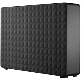 Seagate 3.5 Expansion External Drive 10TB Black