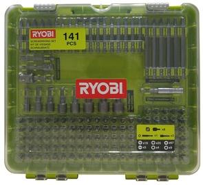 Ryobi Screwdriving Set 141pcs