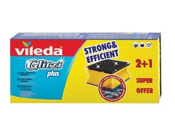 """Pesukäsnad VILEDA """"Glitzi Plus"""", 2+1 tk"""