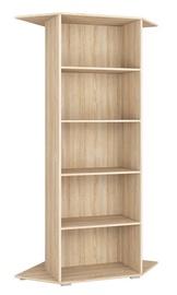 ML Meble Optimal 06 Shelf Sonoma Oak