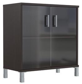 Skyland Born Office Cabinet B 410.5 90х45х92cm Dark Gray
