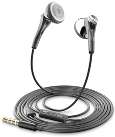 Ausinės Cellular Line Firefly Headset Black