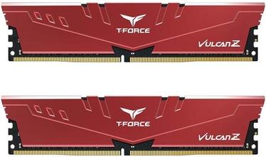 Operatīvā atmiņa (RAM) Team Group T-Force Vulcan Z Red TLZRD464G3200HC16CDC01 DDR4 64 GB